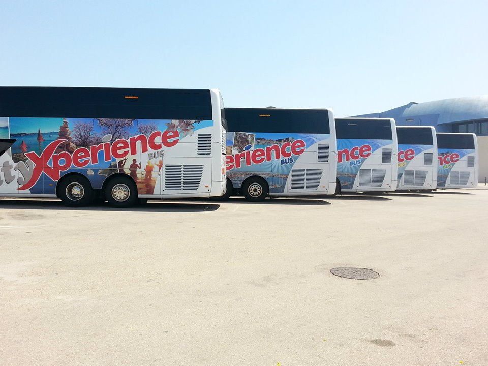 AUTOBUSES XPERIENCE
